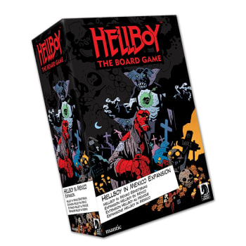 HellBoy: The Board Game - In Mexico Expansion