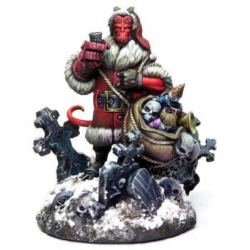 HellBoy: Santa