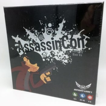 AssassinCon: Limited Edition