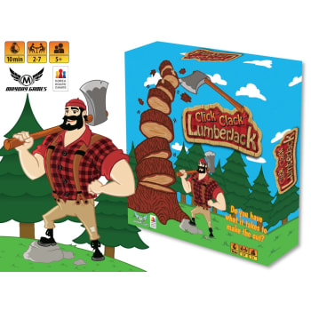 Click! Clack! Lumberjack! 2.0