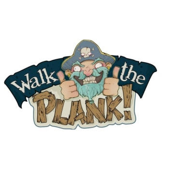 Walk the Plank! Card Game