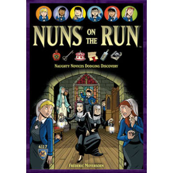 Nuns on the Run Board Game