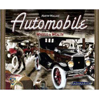 Automobile Board Game