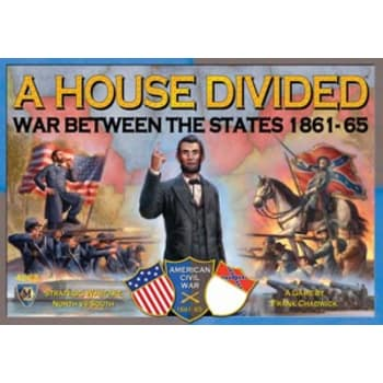A House Divided Board Game