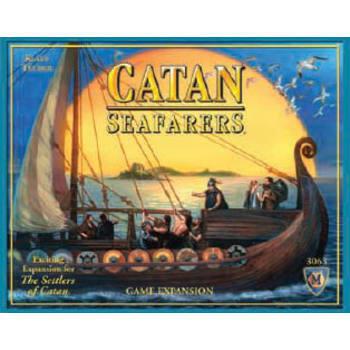 Catan: The Seafarers of Catan - Board Game
