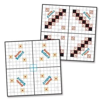 Qwirkle: Expansion Boards Set