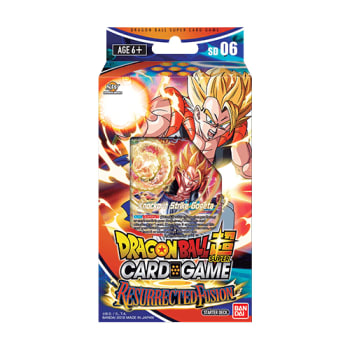 Dragon Ball Super TCG - Resurrected Fusion - Starter Deck