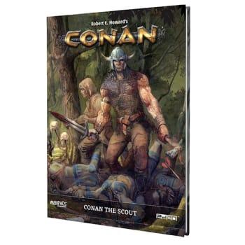 Conan: The Scout
