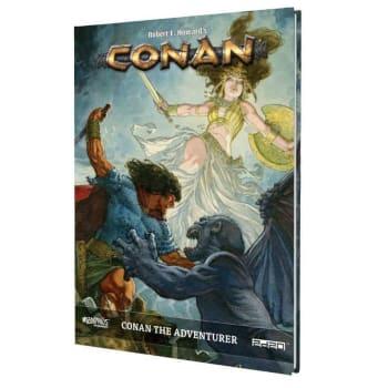 Conan: Conan The Adventurer