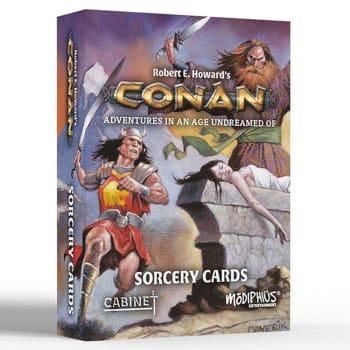 Conan: Sorcery Cards