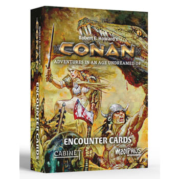 Conan: Encounter Cards