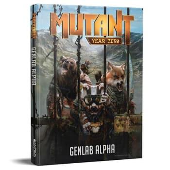 Mutant: Year Zero - Genlab Alpha Rulebook