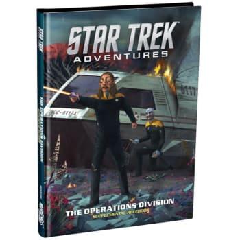 Star Trek Adventures: The Operations Division
