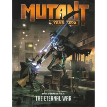 Mutant: Year Zero - Mechatron 7 Map