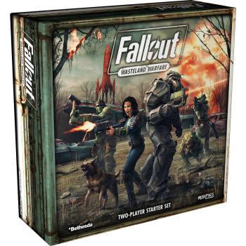 Fallout: Wasteland Warfare Two-Player Starter Set
