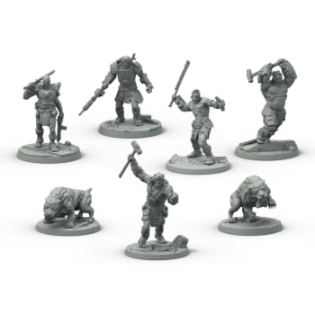 Fallout: Wasteland Warfare - Super Mutants Core