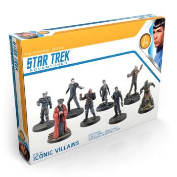 Star Trek Adventures: Original Series Iconic Villains