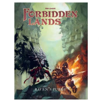 Forbidden Lands RPG: Raven's Purge