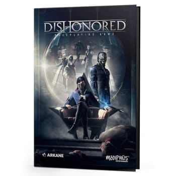 Dishonored RPG: Core Book