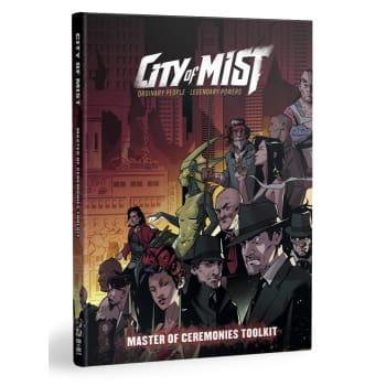 City of Mist RPG: Master of Ceremonies Toolkit
