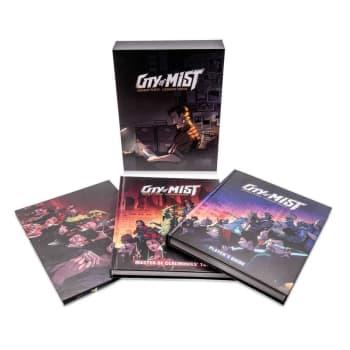 City of Mist RPG: Premium Boxed Set