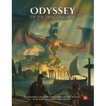 Cover of Odyssey of the Dragonlords
