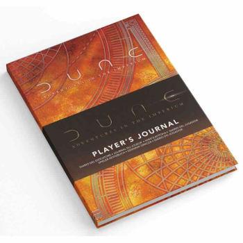 Dune RPG: Player's Journal