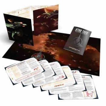 Star Trek Adventures: Klingon Empire - Gamemaster Toolkit