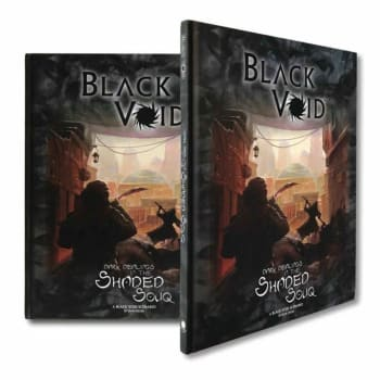Black Void RPG: Dark Dealings in the Shaded Souq
