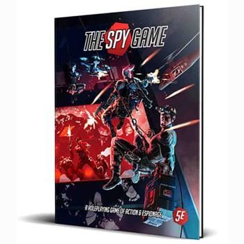 The Spy Game RPG