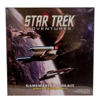 Star Trek Adventures - Gamemaster Toolkit
