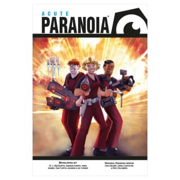 Acute Paranoia Box Set