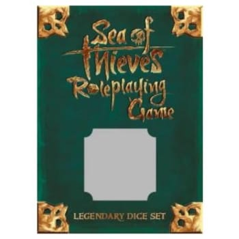 Sea of Thieves RPG: Dice Set