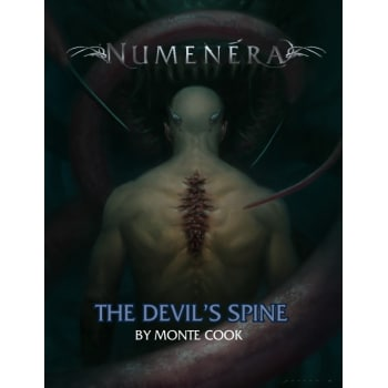 Numenera: The Devil's Spine