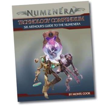 Numenera: Technology Compendium