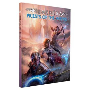 Numenera: Priests of the Aeons