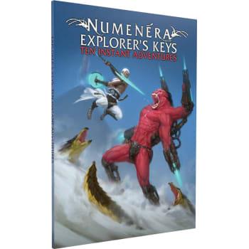 Numenera: Explorer Keys - Ten Instant Adventures