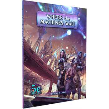 Arcana of the Ancients: Where the Machines Wait