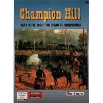 Champion Hill Board Game