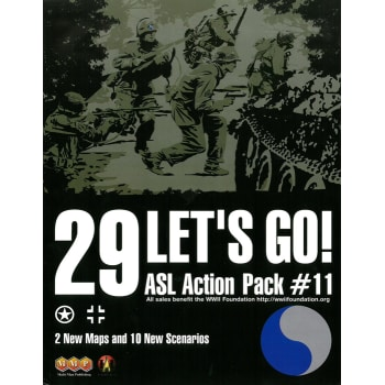 ASL Action Pack 11: 29 Let's Go!
