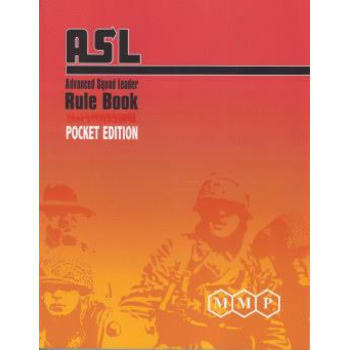 ASL Rulebook Pocket Edition