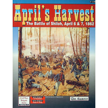 April's Harvest Board Game