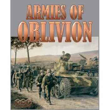 ASL Armies of Oblivion - Module 12