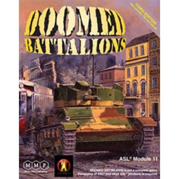 ASL Doomed Battalions 3rd Edition - Module 11