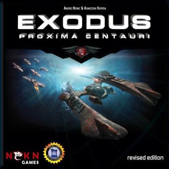 Exodus: Proxima Centauri (Revised Edition)