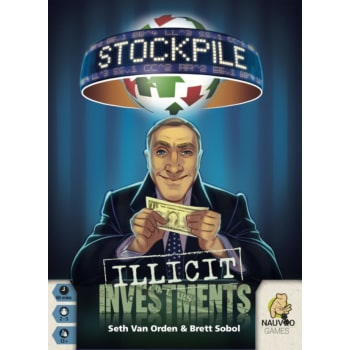 Stockpile: Illicit Investments Expansion