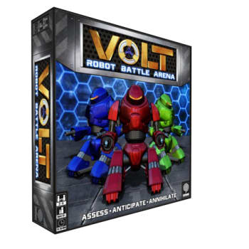 Volt: The Robot Battle Arena