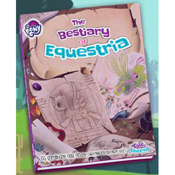 My Little Pony RPG: Tails of Equestria Bestiary of Equestria