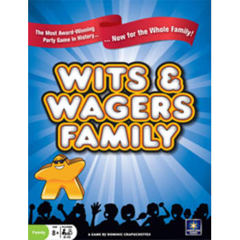 Wits & Wagers: Family Board Game
