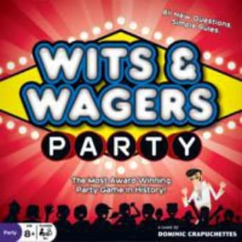 Wits & Wagers Party Board Game